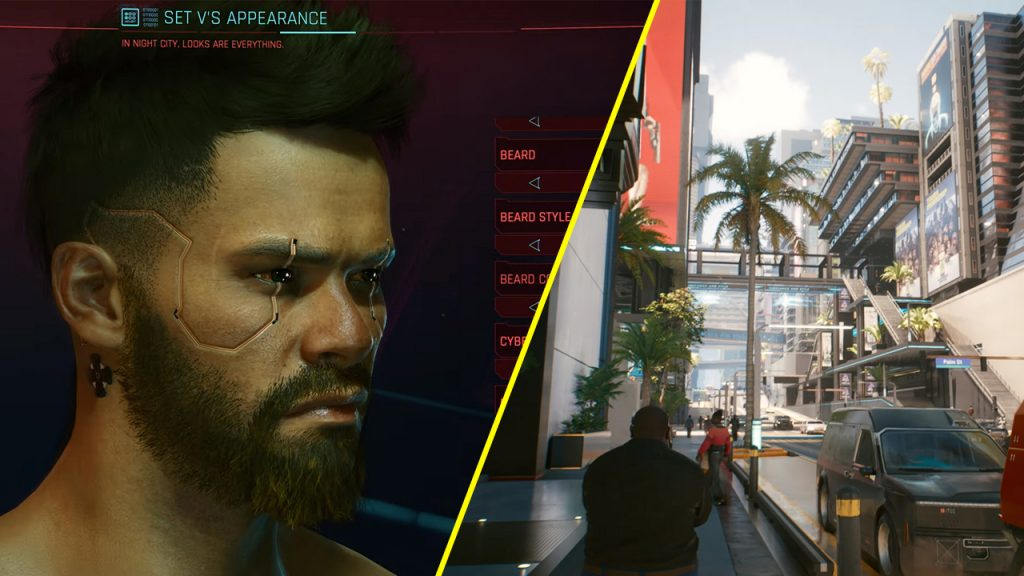 Cyberpunk 2077 official gameplay trailer released