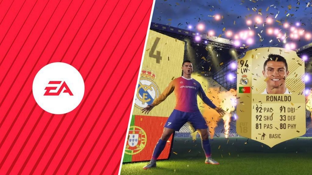 Electronic Arts is in trouble with the Dutch court