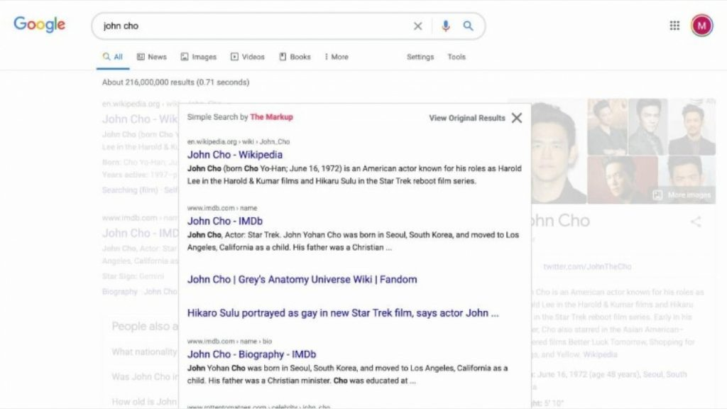 Experience the 1998 version of Google with Simple Search