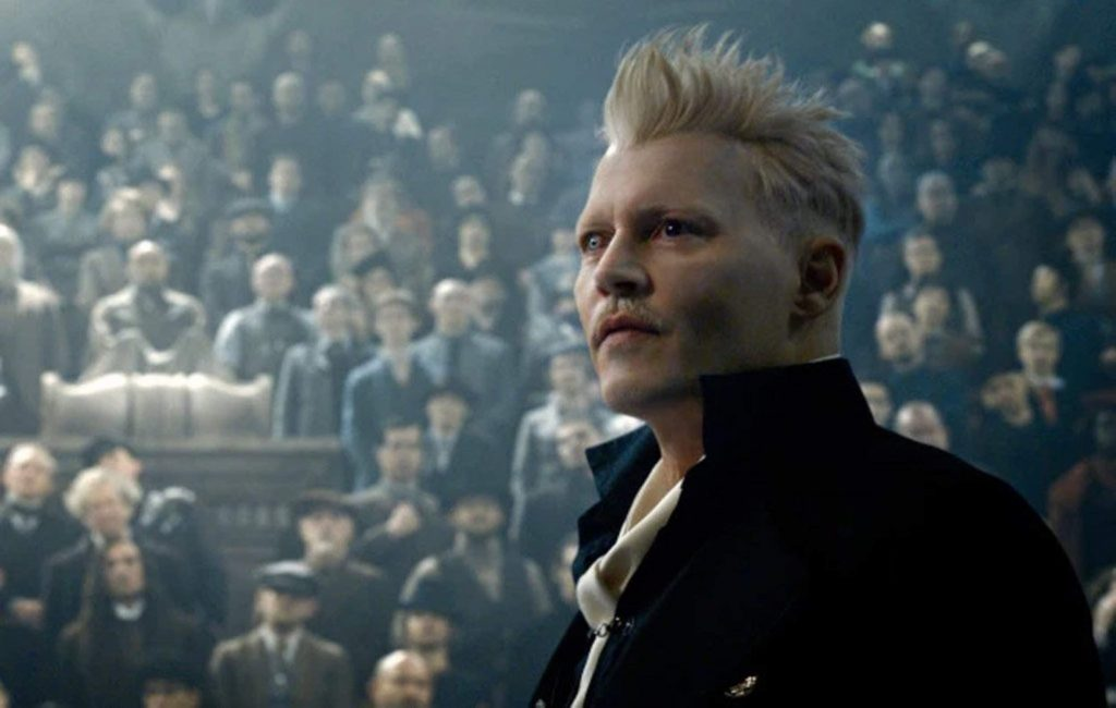 Fantastic Beasts 3 new vision date announced after Johnny Depps departure