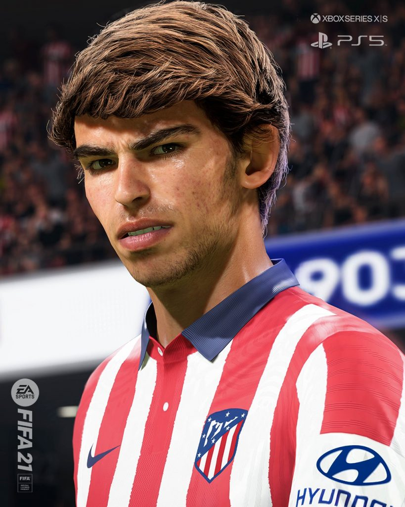 First Look at FIFA 21 Next Generation Player Faces 1
