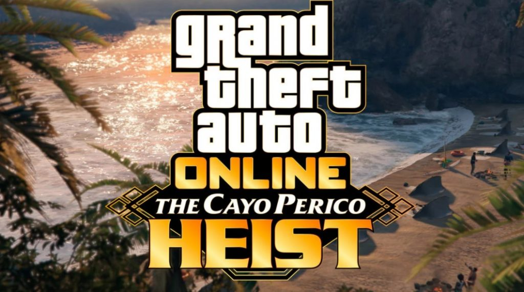 For the first time in GTA Online a robbery mission can be completed with a single player 1