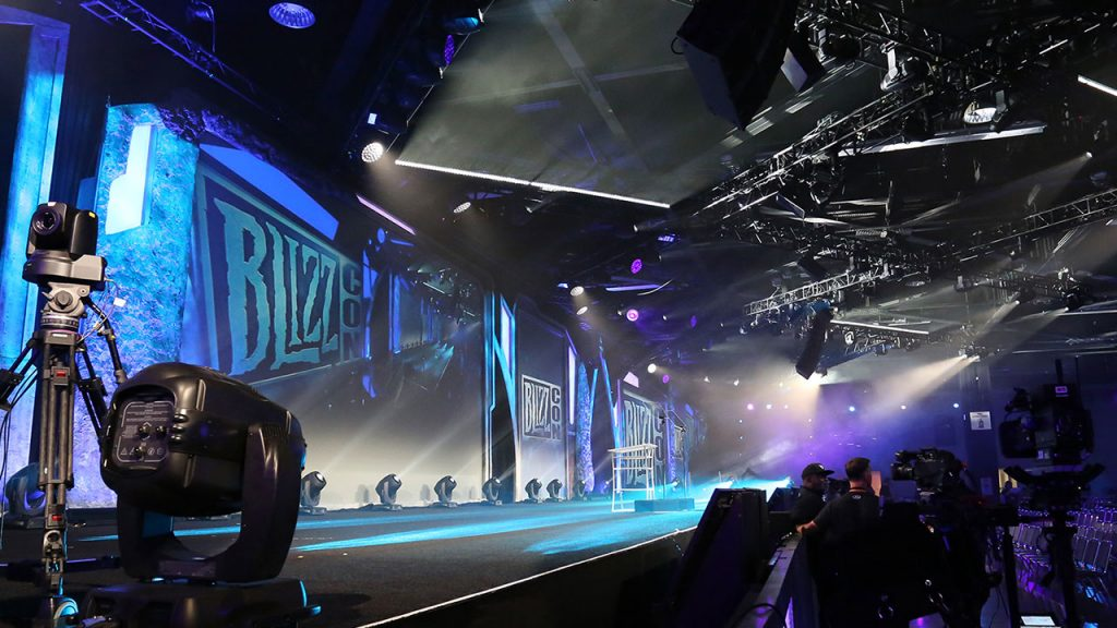 Free to all in Blizzcon Online 2021