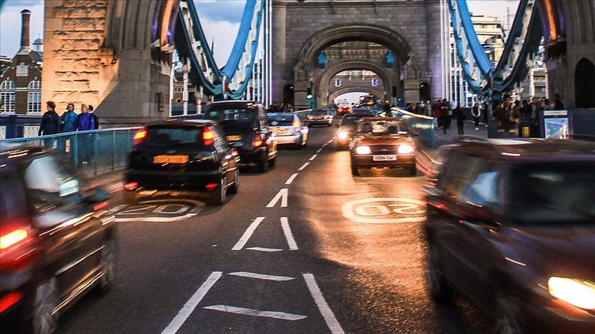 Gasoline and diesel vehicles will be banned in the UK in 2030