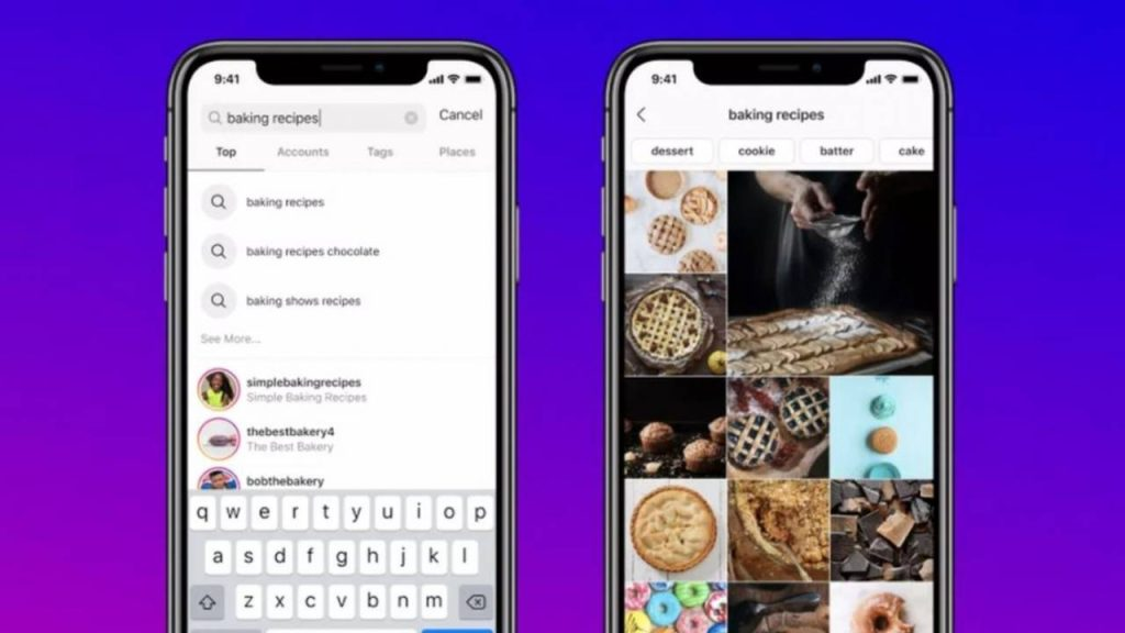 Instagram keyword searches are improving 1