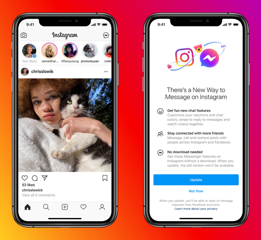 Instagram presented the fun features it announced 2