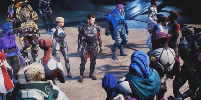 Is Mass Effect coming back Heres the surprise tweet
