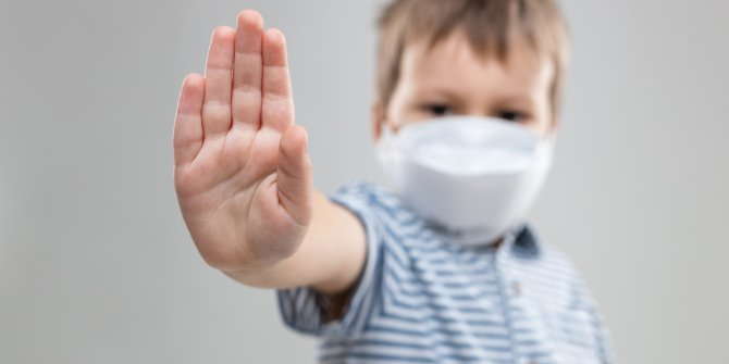 More than 1 million children caught in Covid 19 in the USA