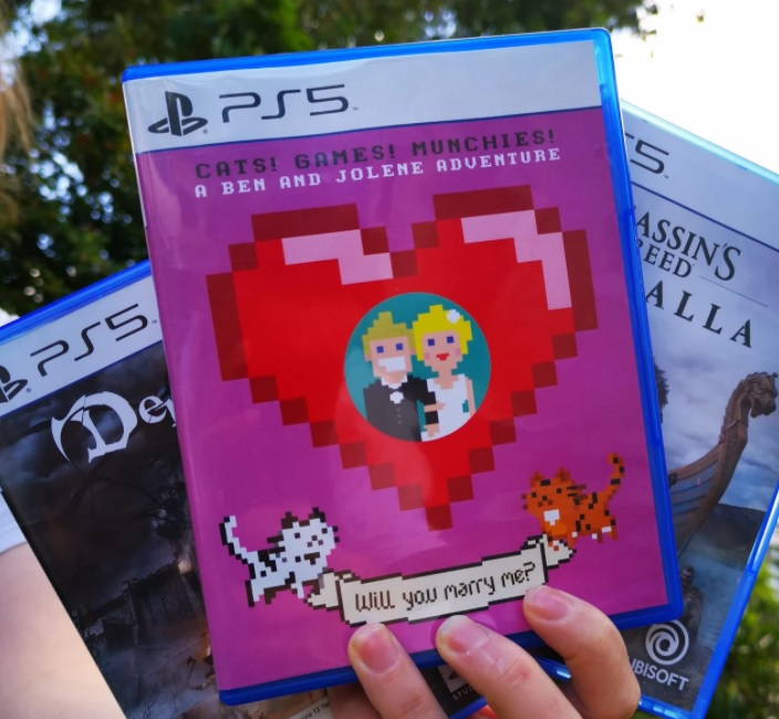 New Trend Marriage Proposals Began With PlayStation 5