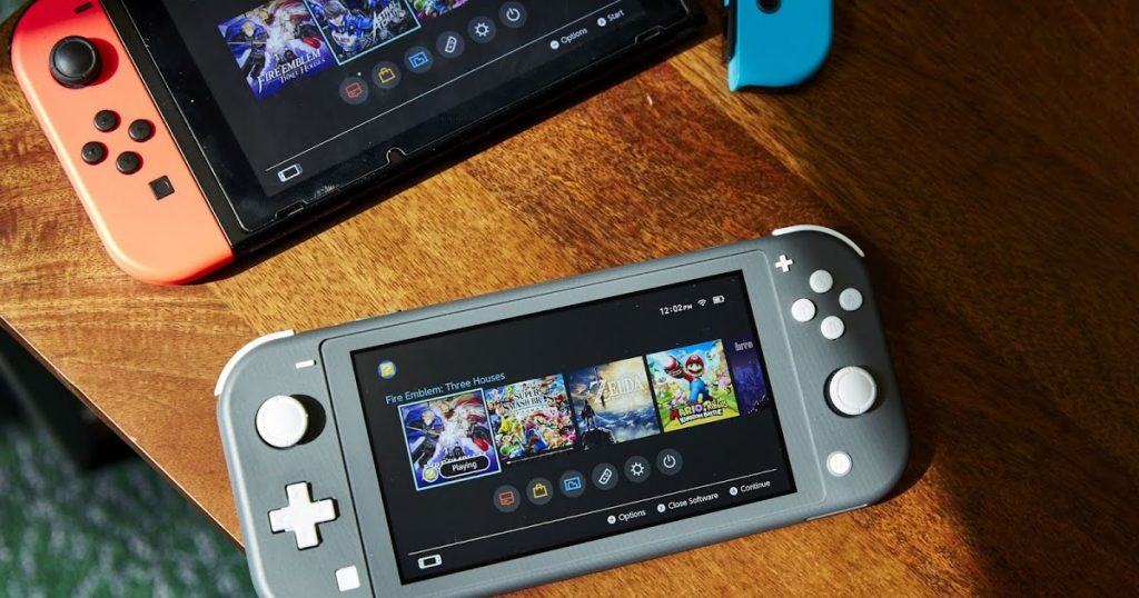 Nintendo Switch made history with sales figures 1