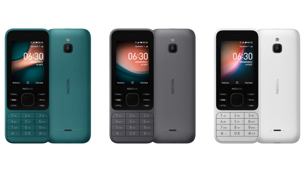 Nokia 8000 4G and Nokia 6300 4G features and price 2