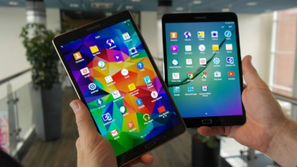Samsung gave an update to its old tablet