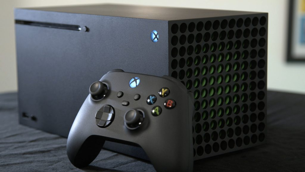 Strange noises coming from Xbox Series X disc slot