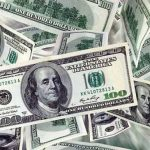 USA kicks off fiscal year 2021 with a budget deficit of 284 billion