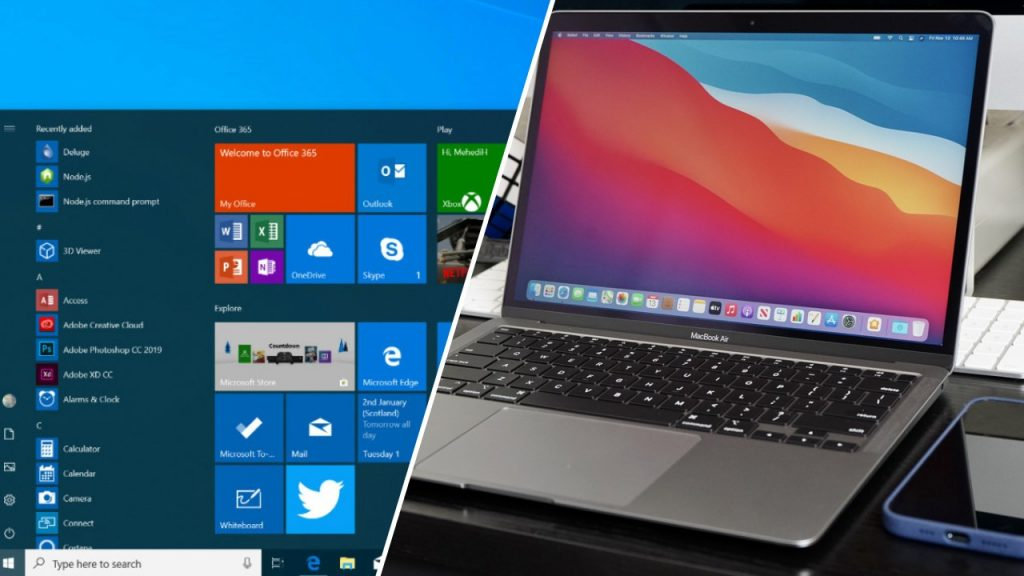Windows surprise for Apple M1 processor Mac family