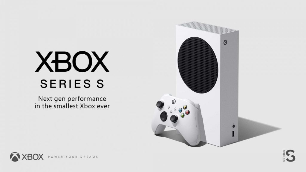Xbox Series S becomes the console of choice for new gamers