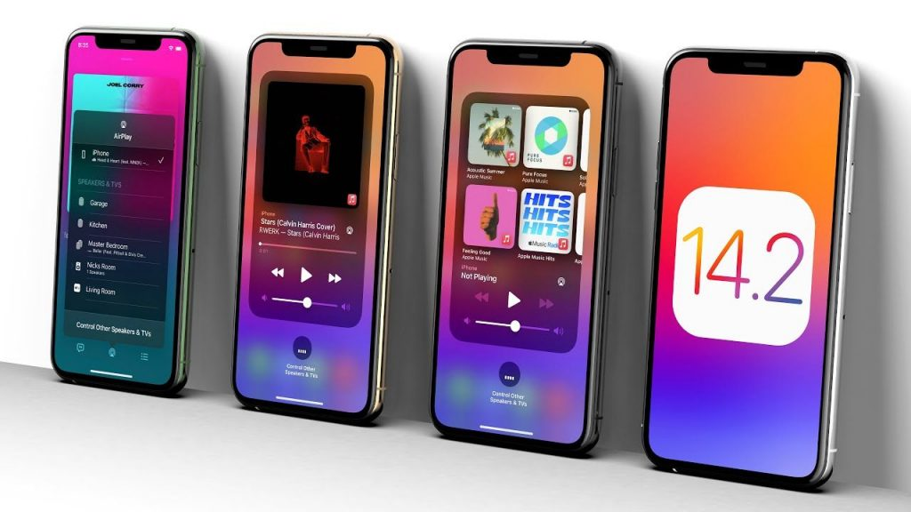 iOS 14.2 update is out Open to everyone