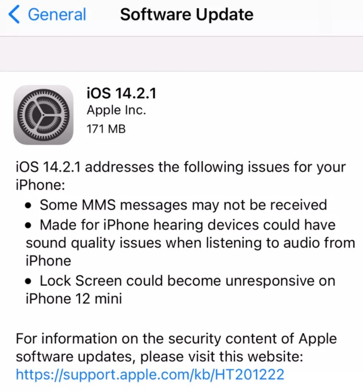 iOS 14.2.1 update released Here are the bugs fixed 1