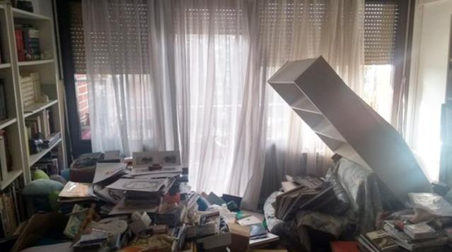 6.3 magnitude earthquake in Croatia Many buildings were destroyed 6