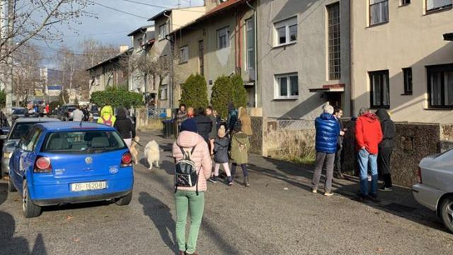 6.3 magnitude earthquake in Croatia Many buildings were destroyed