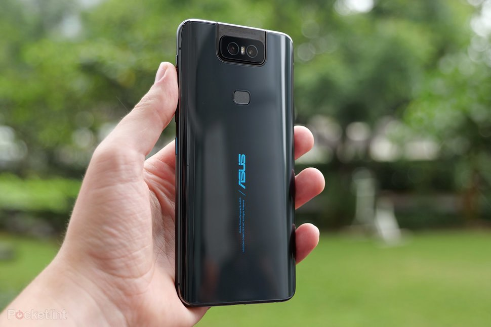 ASUS chooses first model for Android 11 update 1
