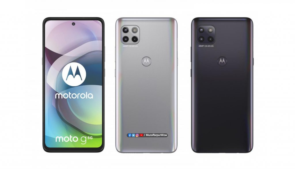 Affordable Moto G 5G introduced