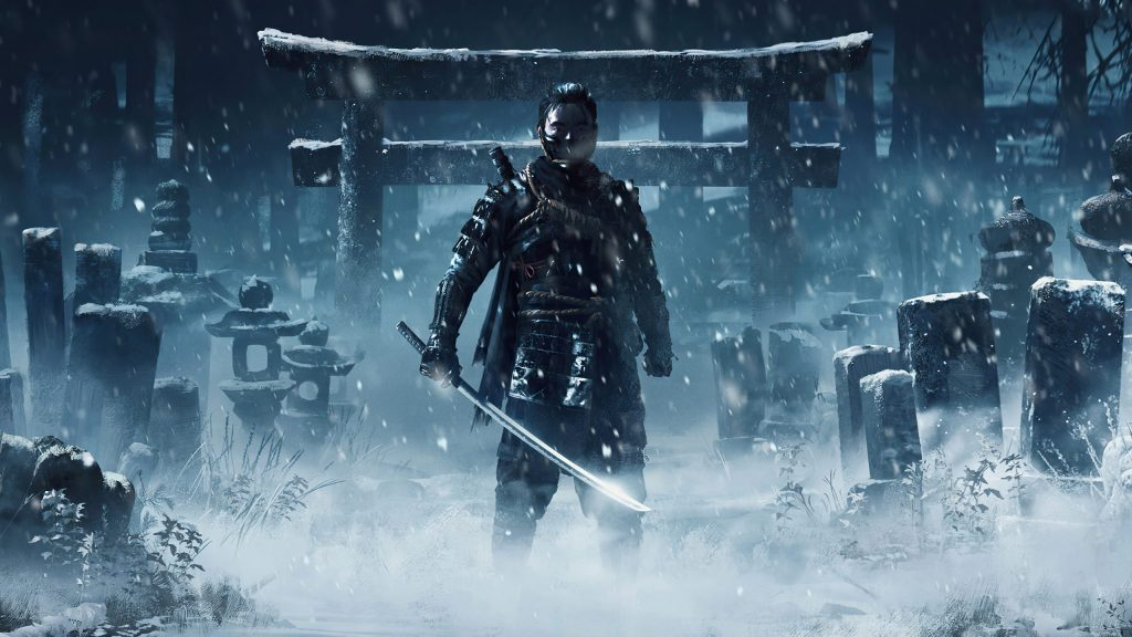 Japanese game developers voted Ghost of Tsushima as best game of 2020 scaled