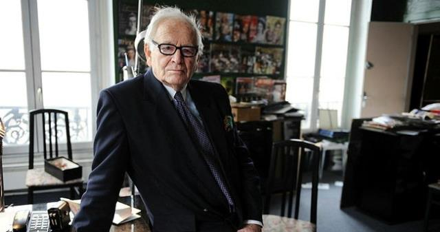Last Minute Pierre Cardin the veteran name of the fashion world passed away 1
