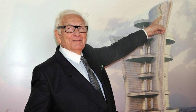 Last Minute Pierre Cardin the veteran name of the fashion world passed away