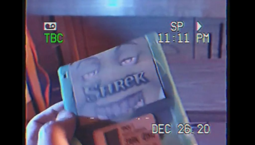 One Reddit User Managed To Compress The Shrek Movie To A Floppy Disk