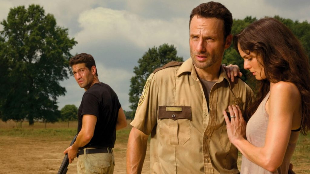 The shooting date of The Walking Dead movie has been announced