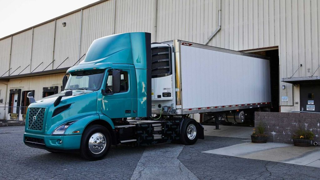 Volvo VNR Electric introduced Here are the features 1