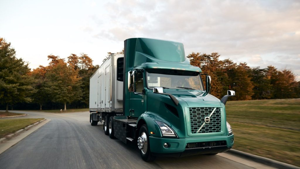 Volvo VNR Electric introduced Here are the features