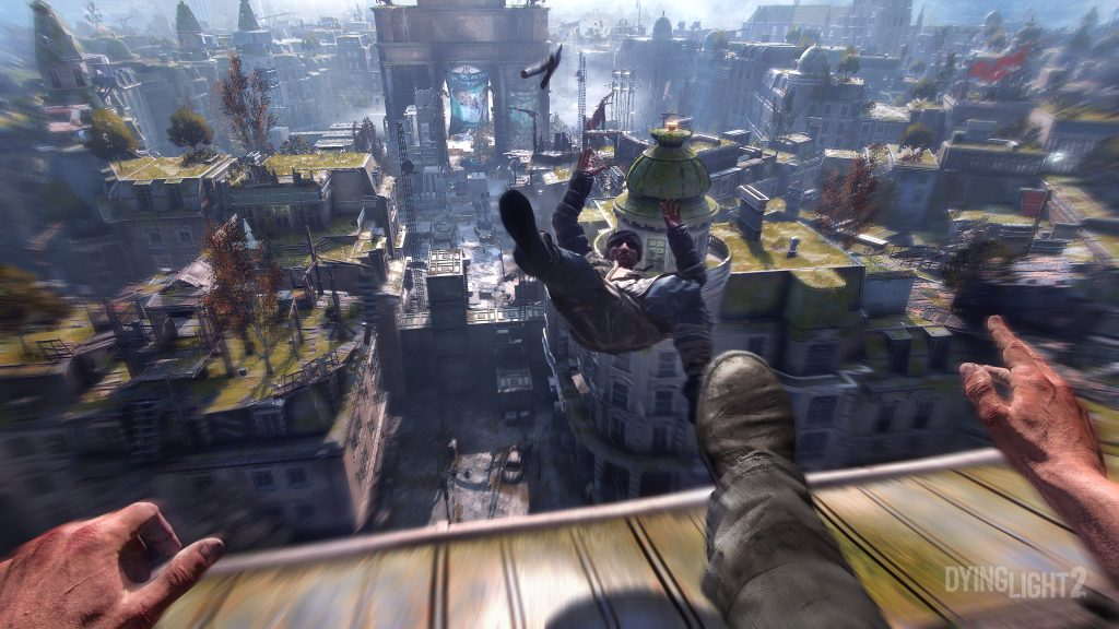 We will see more information on Dying Light 2 in 2021