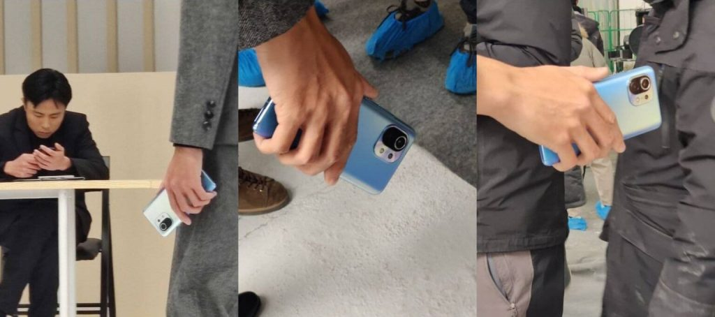 Xiaomi Mi 11 was seen live with its giant camera 1