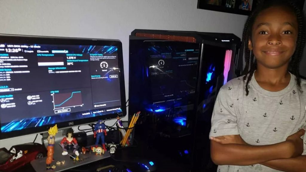 10 Year Old GameStop Investor Wins 3200 From 60 Stake He Bought