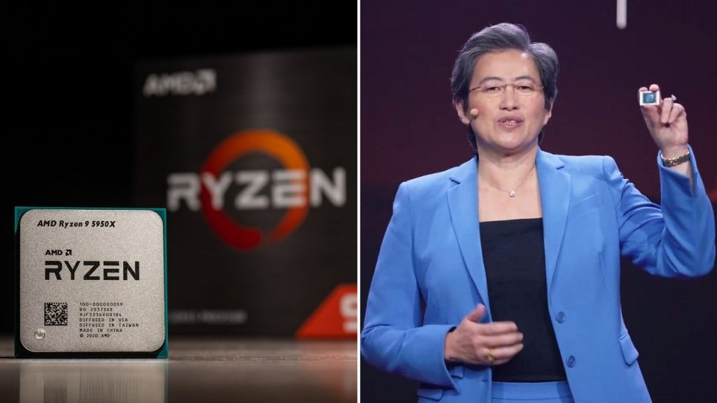 AMD CEO announces There will be more cores