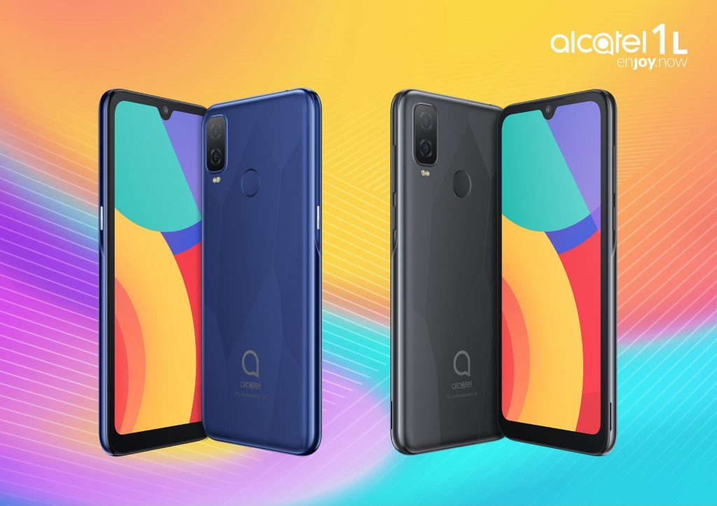 Alcatel introduces new phones and tablets 1