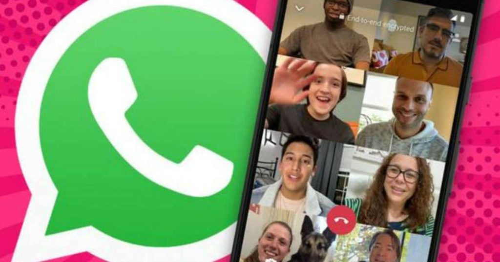 An Important Feature to WhatsApps Video Group Chat Released in Beta Version