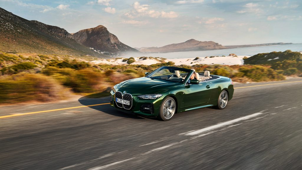 BMW M4 Convertible expected to go on sale soon 1