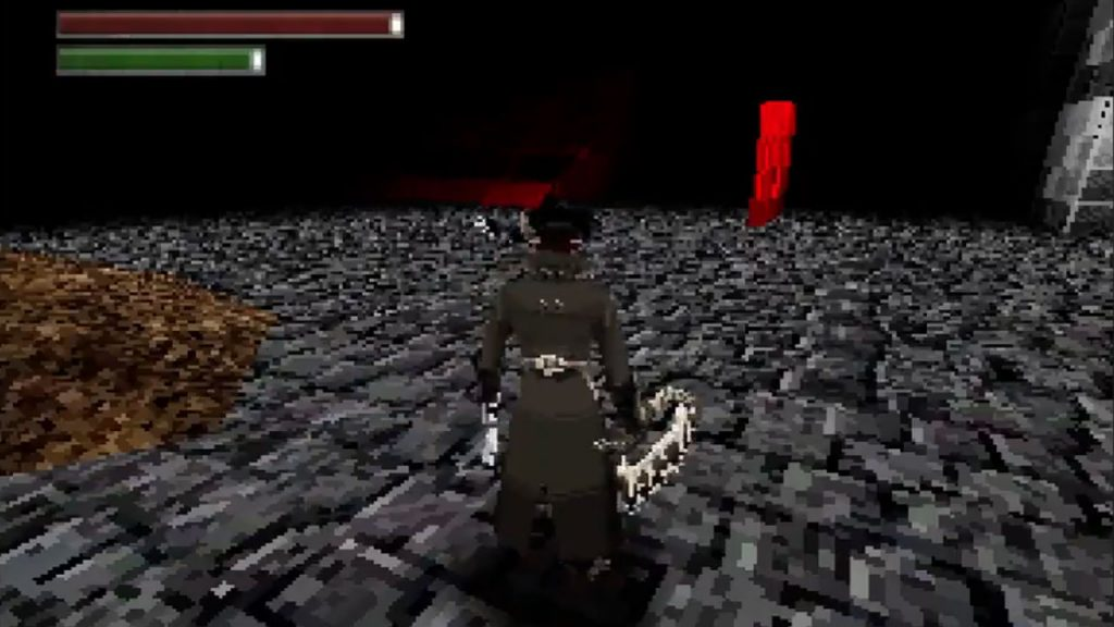 Bloodborne is being redesigned as a PS1 game 1
