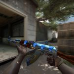 CS GO Weapon Skin Sold for 150 Thousand