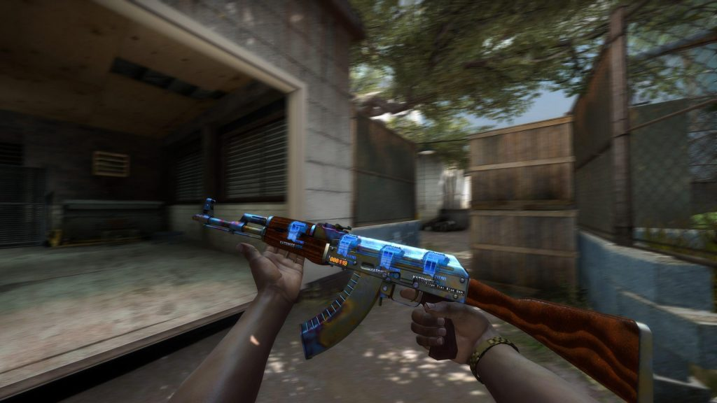 CS GO Weapon Skin Sold for 150 Thousand scaled