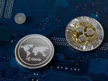 Crypto currency exchange is surprising Ripple is on the rise