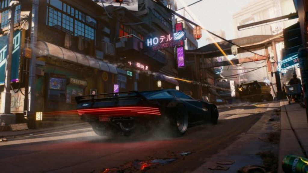 Cyberpunk 2077 When will the free DLC be released 1