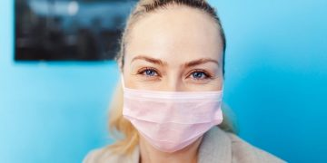 Do wearing a double mask reduce the effects of the virus