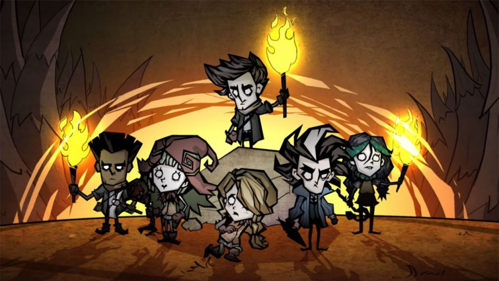 Dont Starve producer joins Tencent