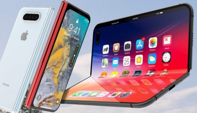 Foldable iPhone Prototypes Tested 1