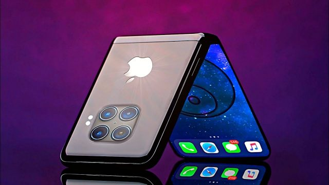 Foldable iPhone Prototypes Tested 2