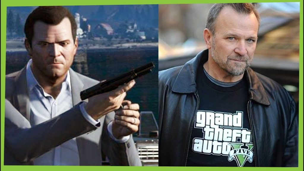 GTA 5s Michael Ned Luke Hospitalized For Coronavirus